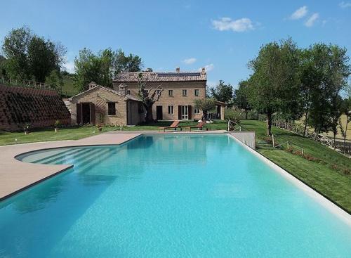 Villa in Morro d'Alba