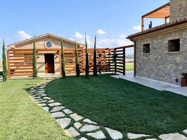 Villa i Cingoli