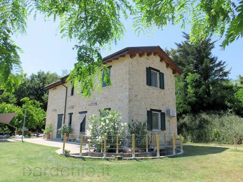 Casa de campo em Sant'Ippolito