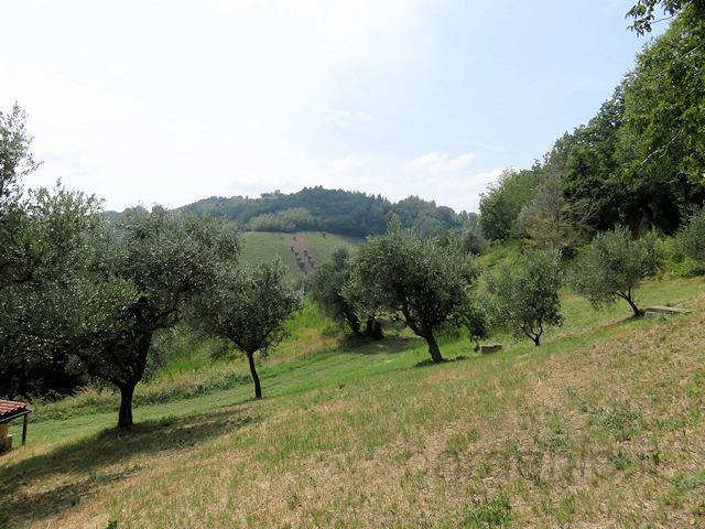 Casa de campo en Poggio San Marcello