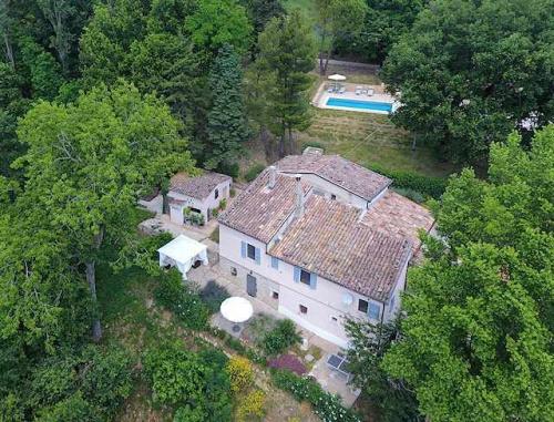 Landhaus in Mergo