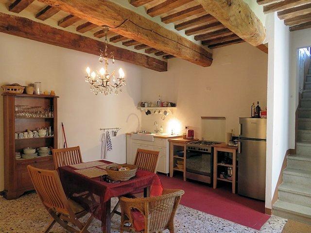 Apartamento histórico en Arcevia