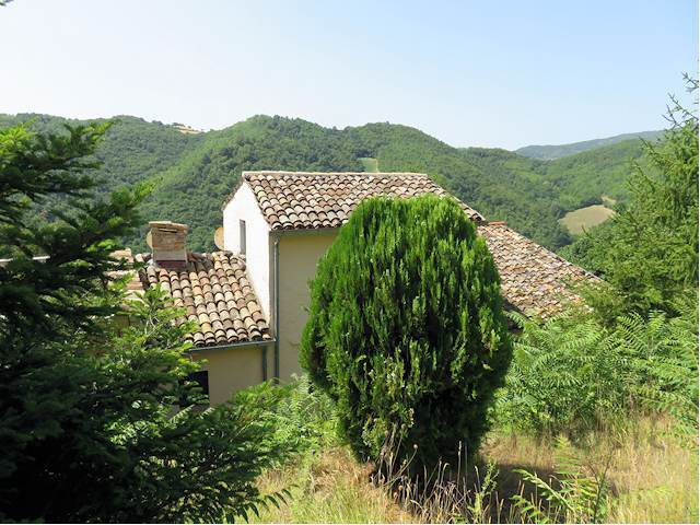 Casa de campo en Macerata Feltria
