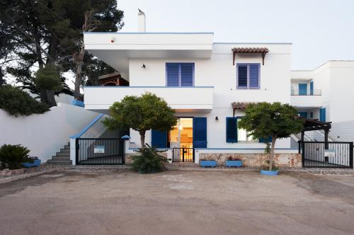 Fristående lägenhet i Morciano di Leuca