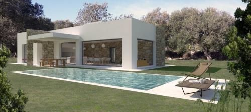Villa i Salve