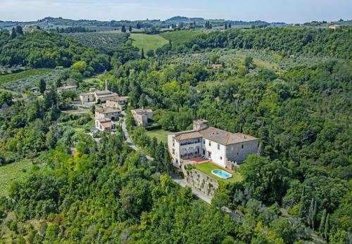 Schloss in San Casciano in Val di Pesa