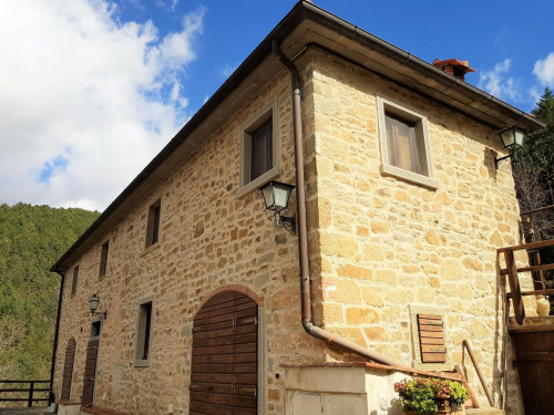 Country house in Chitignano
