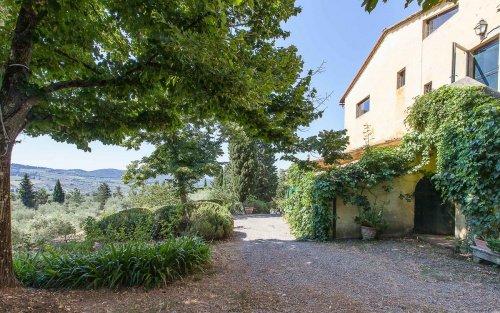 Hus på landet i Florens