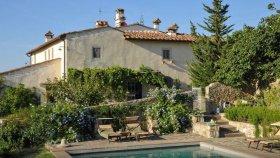 Casa de campo em Florença
