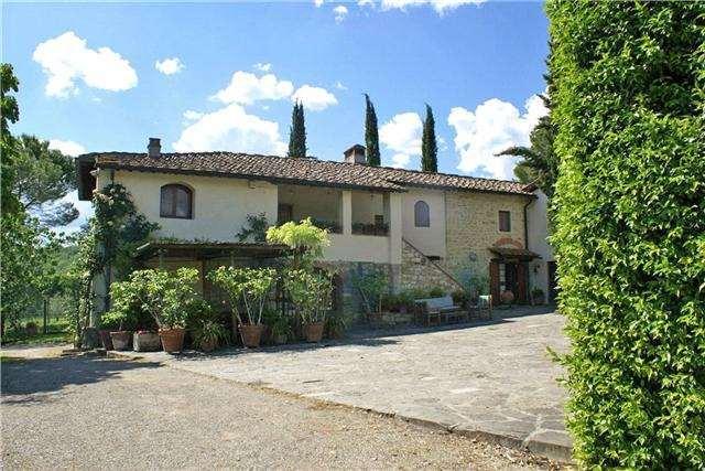 Casa de campo en Rignano sull'Arno