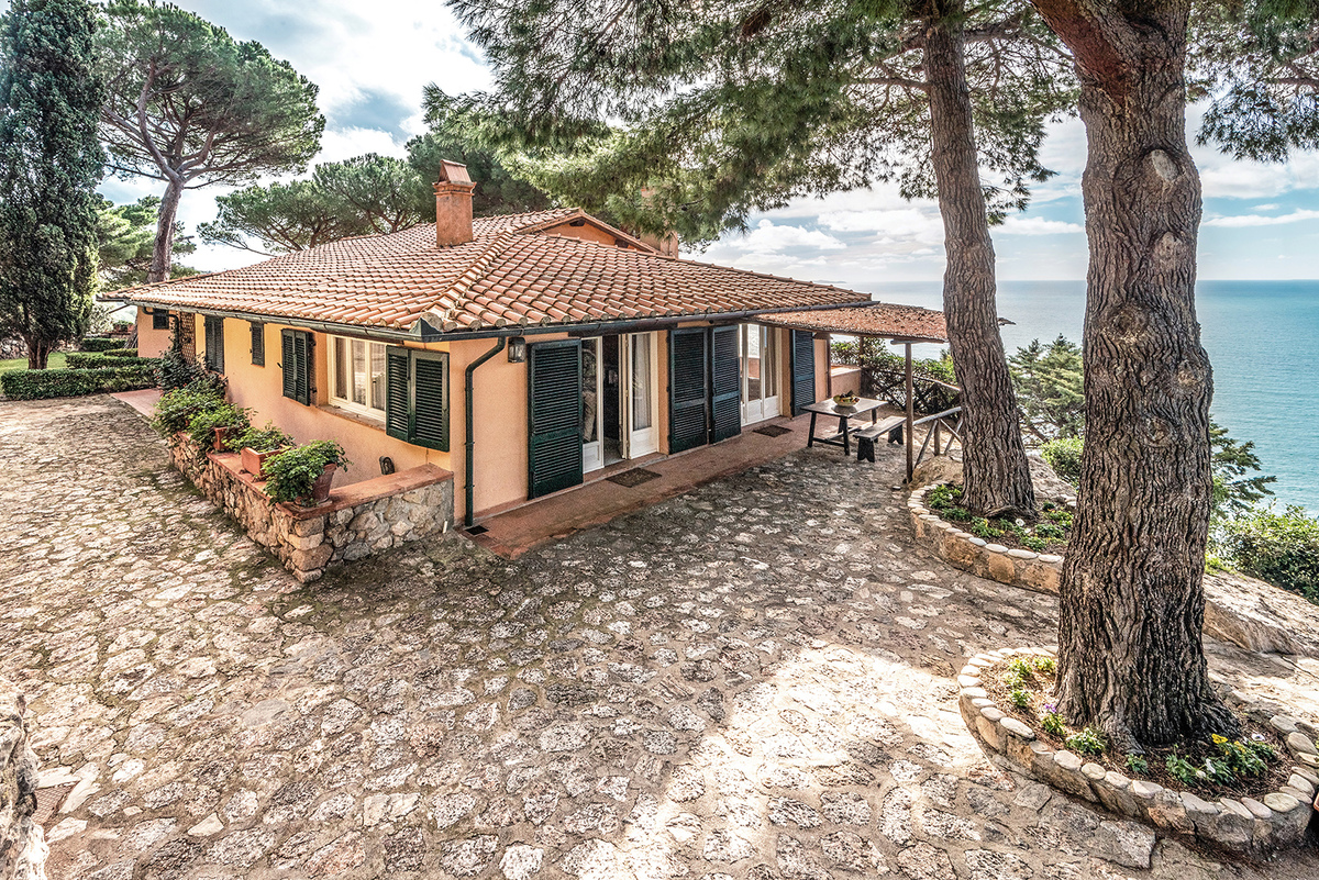 Villa i Monte Argentario