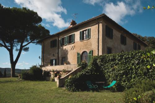 Villa en Greve in Chianti