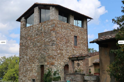 Country house in San Casciano in Val di Pesa