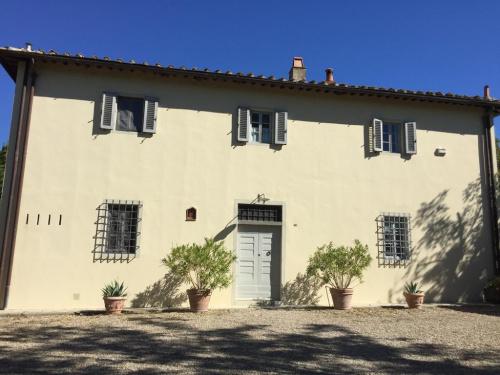 Casa geminada em Florença