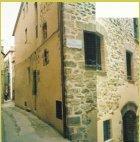 Hus i Acquasparta