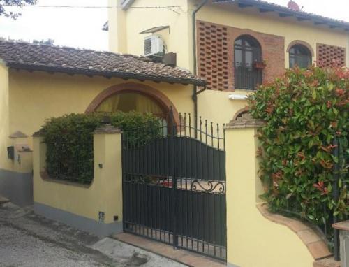 Klein huisje op het platteland in Vinci