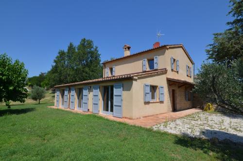 Cabaña en Rosora