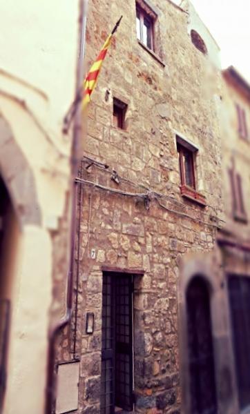 Apartamento independiente en Bolsena