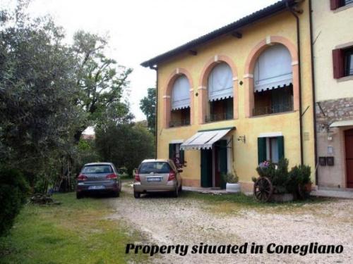 Дом в Конельяно