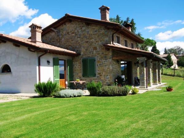Villa en Poppi
