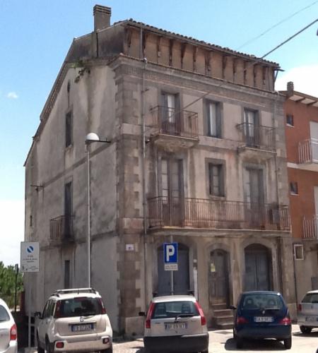 Villa i Sant'Elia a Pianisi