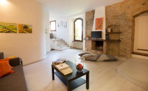 Apartamento histórico en San Gimignano