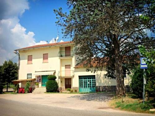 Maison à Cortone