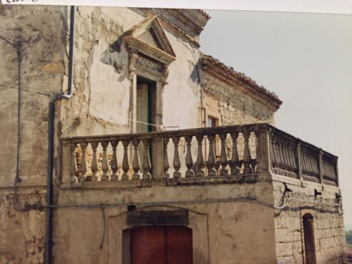 Huis in Mafalda