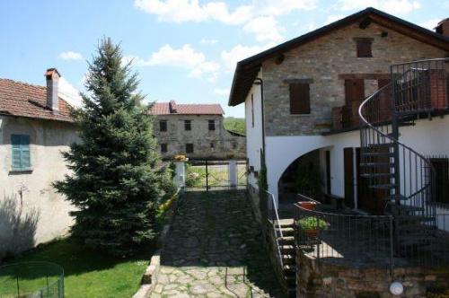 Haus in Perletto