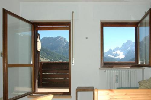 Apartamento en Colle Santa Lucia
