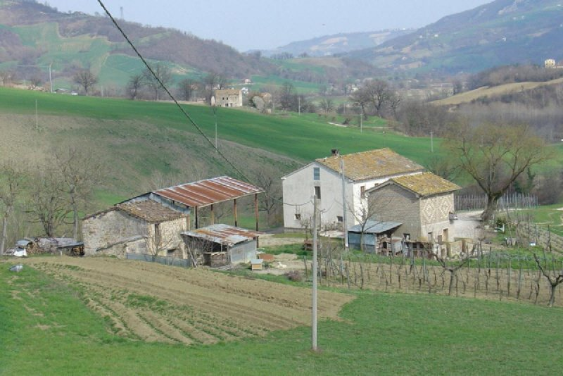 Bauernhaus in Amandola