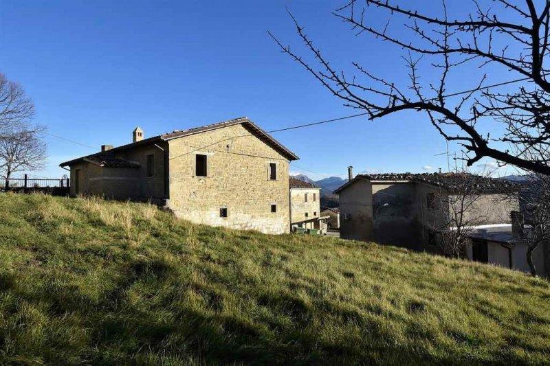 Cabaña en Roccafluvione