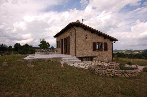 Bauernhaus in Montefortino