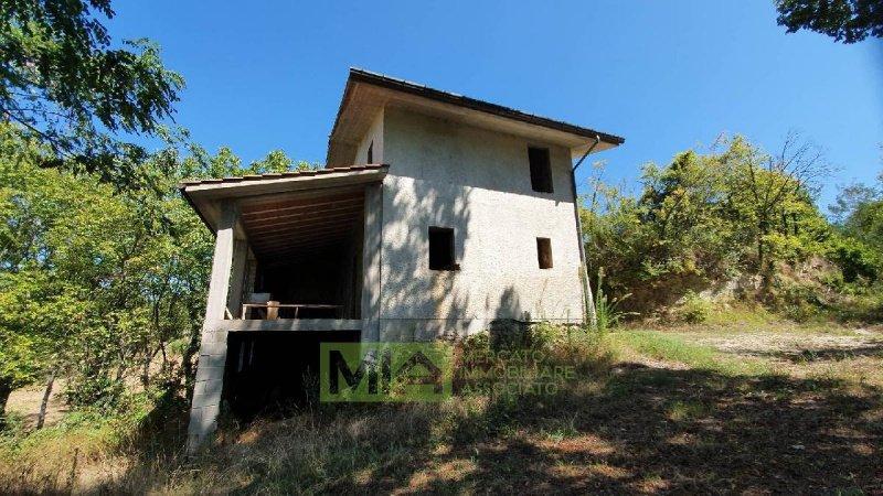 Haus in Montefortino