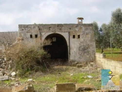 Masseria (lantgårdshus) i Latiano