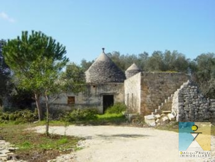 Casa Trullo em Latiano