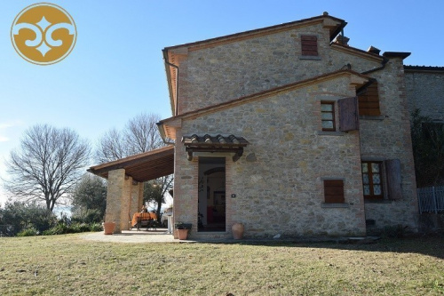 Semi-detached house in Monte Santa Maria Tiberina