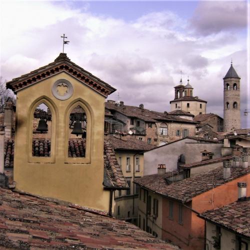 Takvåning i Città di Castello