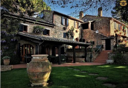 Отдельно стоящий дом в Перуджа
