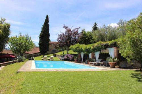 Huis op het platteland in Villafranca in Lunigiana