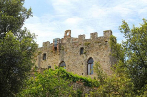 Schloss in Sovicille