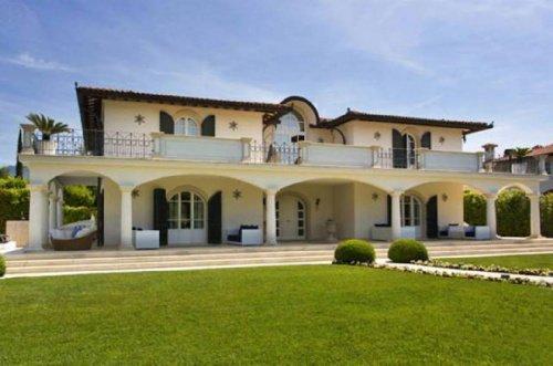 Villa en Forte dei Marmi