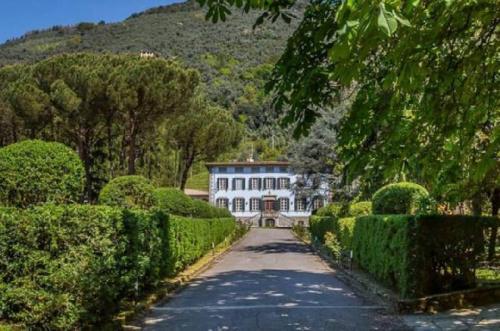 Historiskt hus i Camaiore