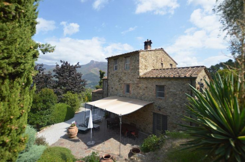 Farmhouse in Massarosa