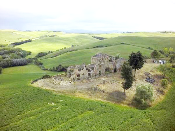 Huis op het platteland in Volterra