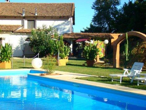 Landhaus in Vinchio