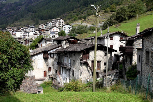 Detached house in Chiesa in Valmalenco