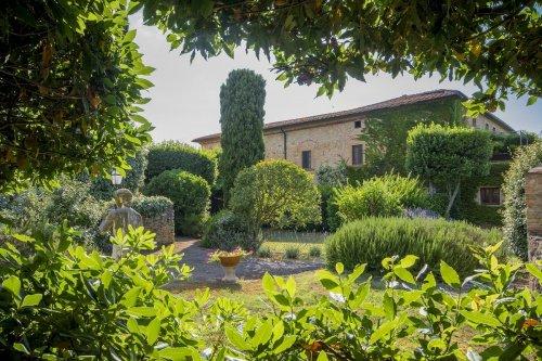 Hus i Pomarance