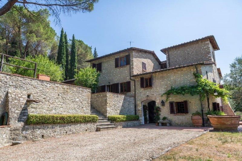 Farmhouse in Calenzano