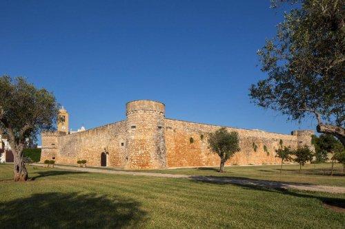 Castillo en Tricase